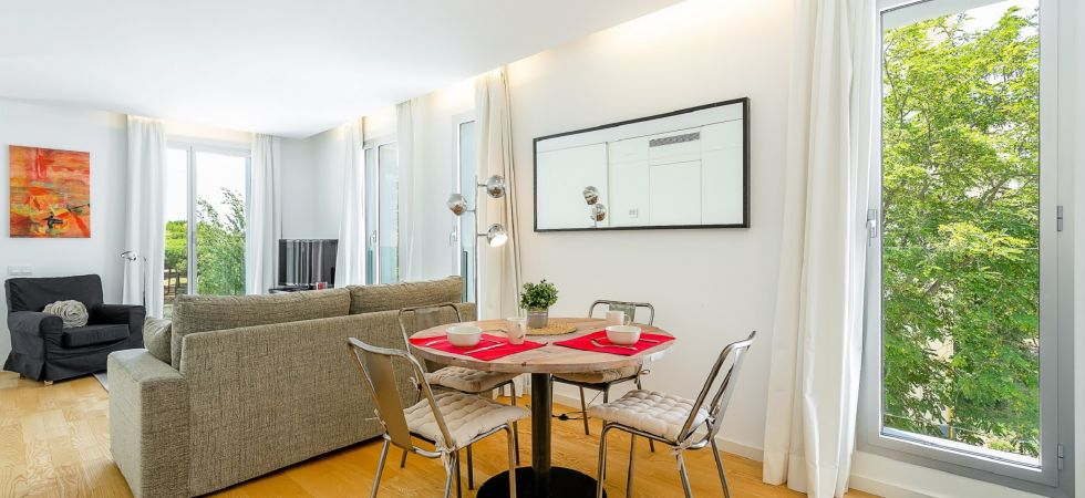 13798) UD Rambla Suites & Pool  23 (1BR), Barcelona