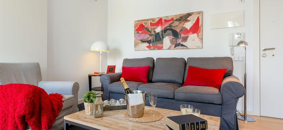 13810) UD Rambla Suites & Pool  24 (1BR), Barcelona