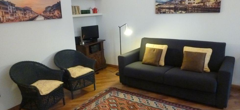 13557) UD - Monza Parco Apartment (1BR), Biassono