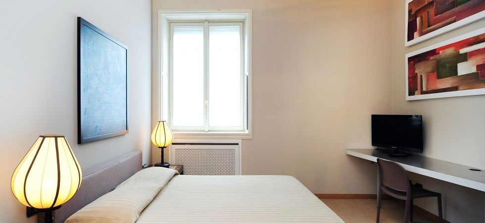 9494) Urban District Apartments - Milan Old Town Central (2 BR), Milano