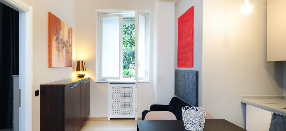 9495) Urban District Apartments - Milan Old Town Central (2 BR), Milano