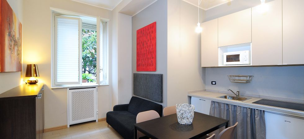 9498) Urban District Apartments - Milan Old Town Central (2 BR), Milano