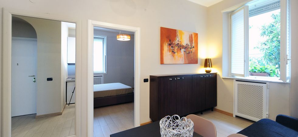 9501) Urban District Apartments - Milan Old Town Central (2 BR), Milano