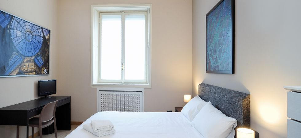 9505) Urban District Apartments - Milan Old Town Central (2 BR), Milano