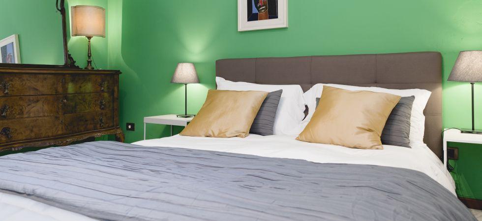 14132) Urban District Apartments - Milan Bovisa Canal (2 BR), Milano - Bedroom