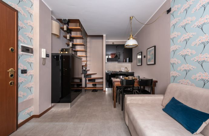 15138) Urban District Apartments - Milan Downtown Nolo (1BR), Milano