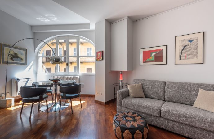 15181) Urban District Apartments - Milan Downtown Nolo Buenos Aires (1BR), Milano