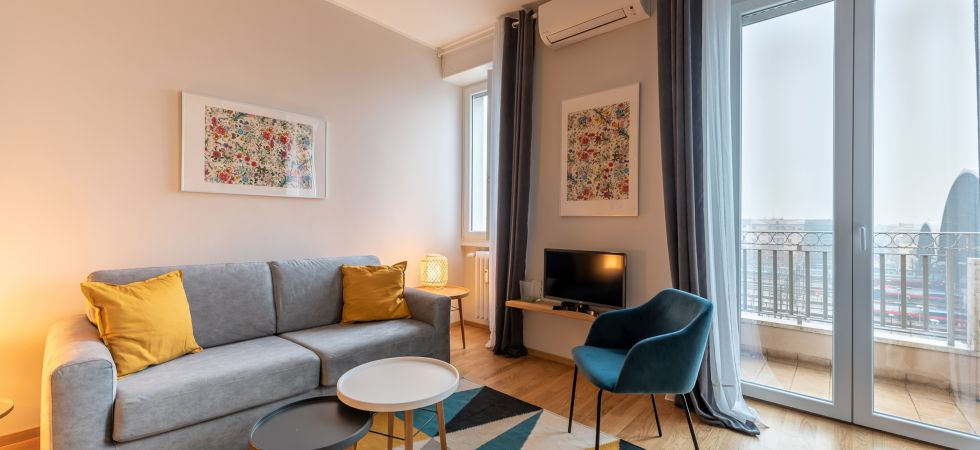 15536) Urban District Apartments - Milano Centrale Exclusive (1BR) , Milano