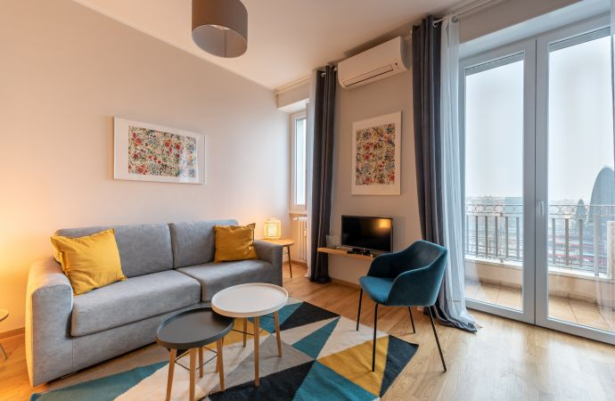 15536) Urban District Apartments - Milano Centrale Exclusive (1BR) , Milano