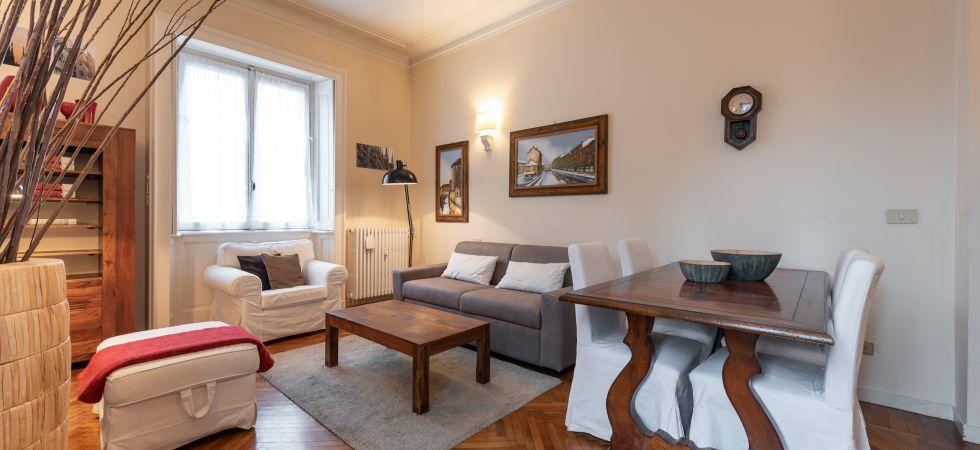 15589) Urban District Apartments - Milan Old Town Venini (1BR), Milano