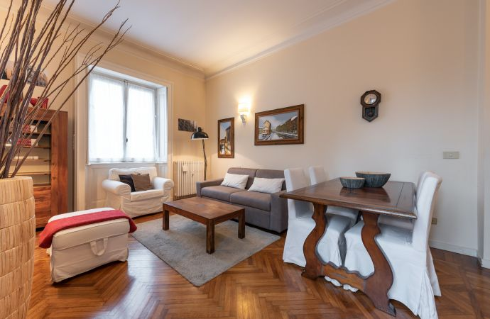 15589) Urban District Apartments - Milan Old Town Venini (1BR), Milano