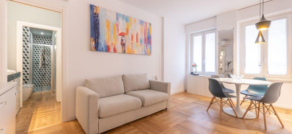 15640) Urban District Apartments - Milan Piazza Cinque Giornate (1BR), Milano