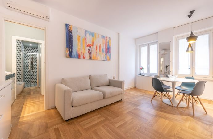 15640) Urban District Apartments - Milan Piazza Cinque Giornate (1BR), Milano